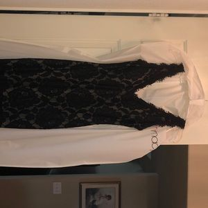 Betsy Adam Gown. Size 2. Worn 1x